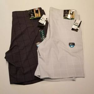 PGA Tour Golf Shorts 2 Pair Size 40
